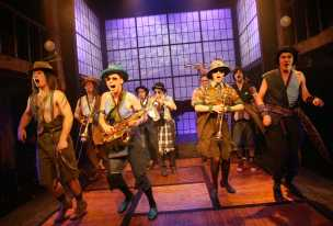 Hot Mikado Watermill & UK National Tour